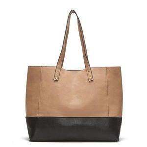 Lulu Dharma - Vegan Leather Tote Bag—NWT